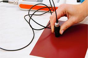 Проверка качества лакокрасочного покрытия
